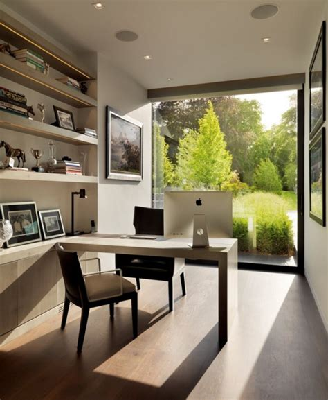 37 Cool Home Offices With Stunning Views - DigsDigs