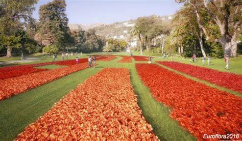 foglie e fiori genova euroflora si far 224 anche in romania fiori e foglie