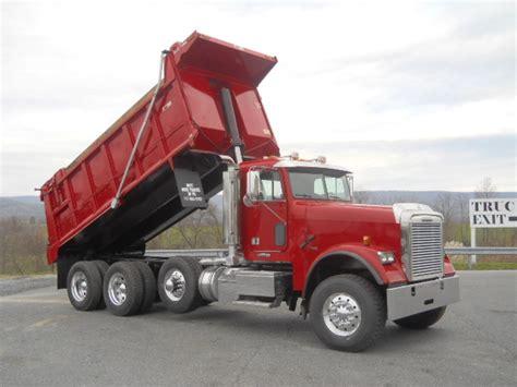 dump truck freightliner dump trucks for sale