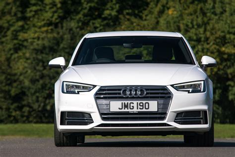 A4 S Line 2015 by Audi A4 2 0 Tdi S Line 2015 Review