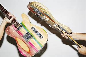 #eWeekly: Guitars from Recycled Skateboard Decks!