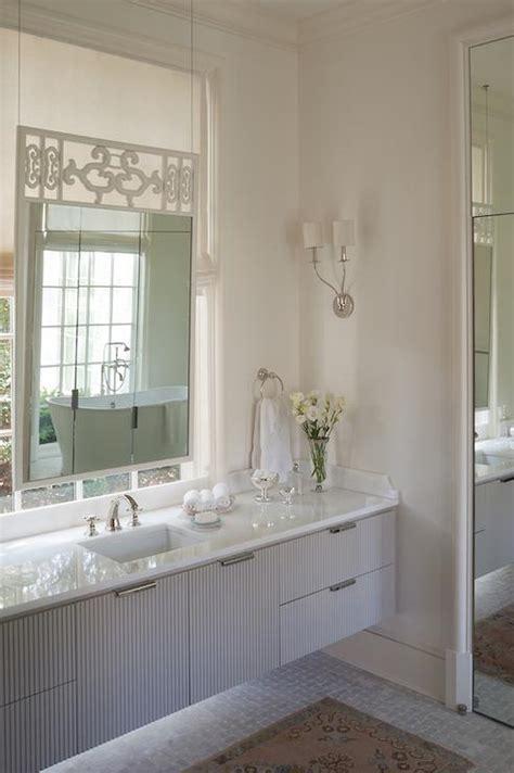 hanging bathroom mirror bathroom mirror suspended