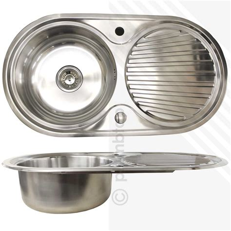 stainless steel sink cleaner reviews single bowl 1 0 stainless steel inset kitchen sink round