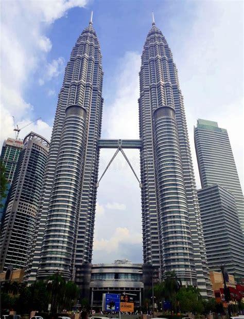 Kuala Lumpur, Malaysia  January 14, 2017 Petronas Twin