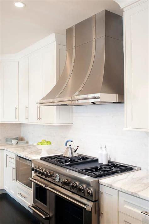 Stainless Steel Kitchen Hood Design Ideas