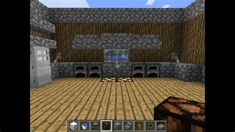 minecraft cuisine minecraft episode 1 astuce aménagement construction