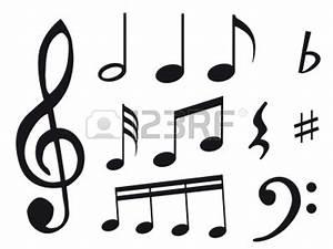 Musical Notes Symbols And Names | Clipart Panda - Free ...