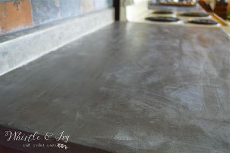 Diy Concrete Countertops Diyideacentercom
