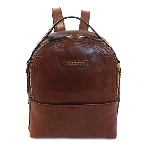 the bridge medium backpack bag style 04124701 cox s shop