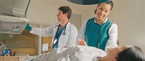 radiology schools  radiologic technologist career