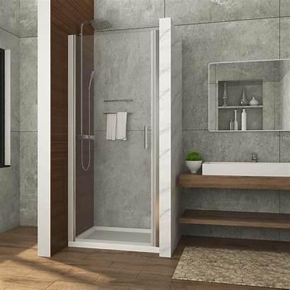 Shower Elegant Swing Frameless Door Glass Clear