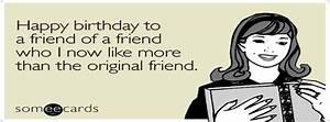 Best friend birthday ecards for facebook