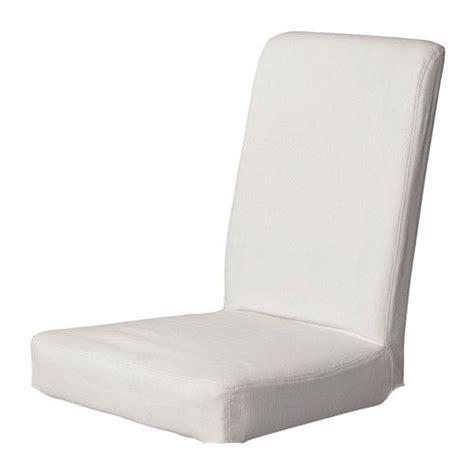 galette de chaise lavable gallery of henriksdal housse pour chaise ikea la housse