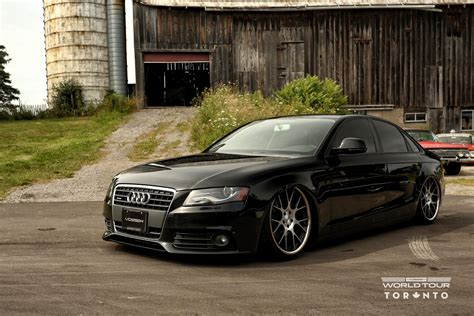 Custom Vossen Forged Wheels Beautify Black Audi A4 €� Carid