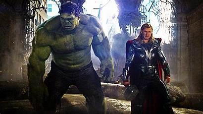 Hulk Ragnarok Thor Announced Had Would Dailysuperhero