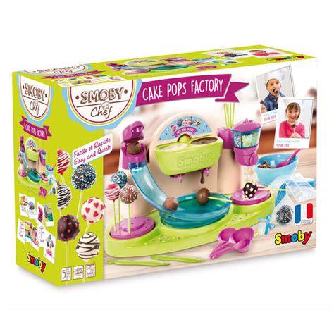 fabrique à cake pops fabrique de cake pops smoby king jouet faire comme les