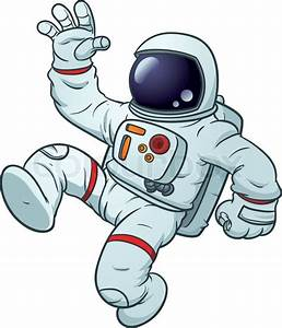 Floating Astronaut Waving (page 2) - Pics about space
