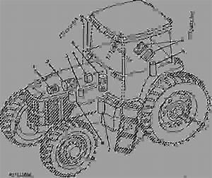 Filters - Tractor John Deere 7800 - Tractor