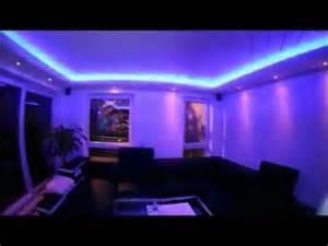 indirekte beleuchtung wohnzimmer led decke indirekte beleuchtung