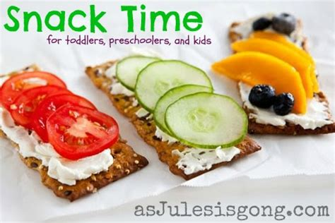 snack time 487 | Snack Time for toddlers preschoolers and kids