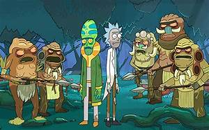 Stephen Colbert on Rick and Morty: Voices an alien in ...