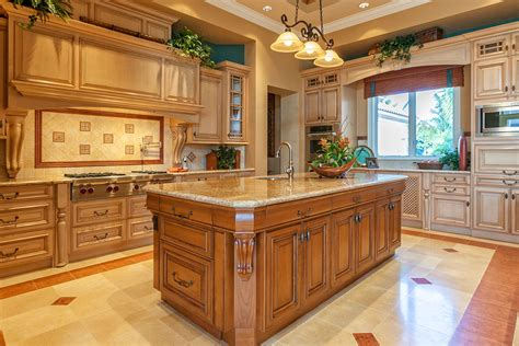maple cabinets porcelain accents winds  changewinds