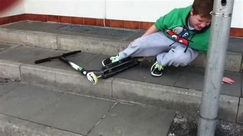 Stunt Scooter Fail Extrem
