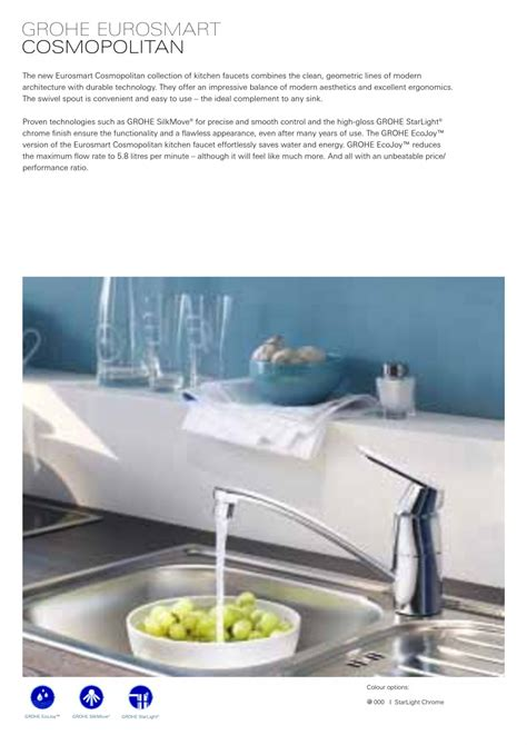 grohe feel cuisine grohe feel cuisine autres vues autres vues with grohe