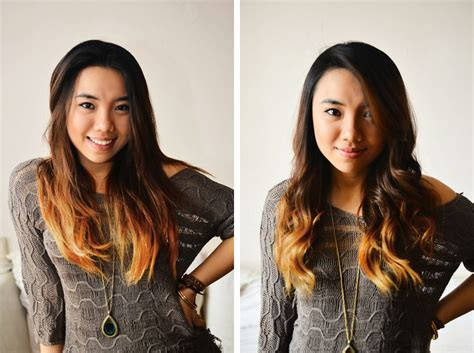 At Home Hair Balayage + Ombre Tutorial (updated