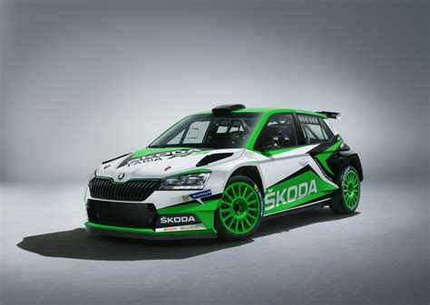 A New Face for the Winner: ŠKODA Motorsport Presents a ...