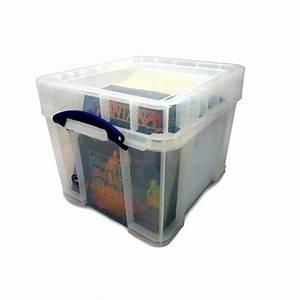 Bac A Vinyl : 33t bac plastique 100 disques pgplastique ~ Teatrodelosmanantiales.com Idées de Décoration