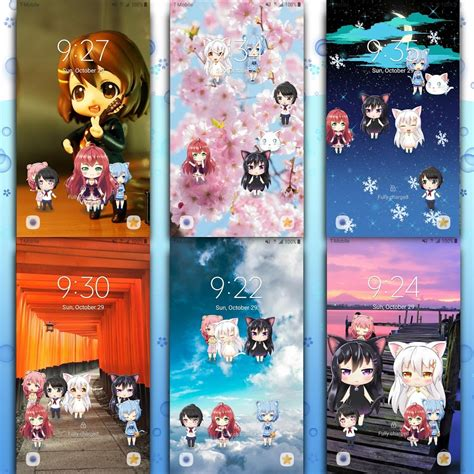 Lively Anime Live Wallpaper - lively anime live wallpaper android apps on play