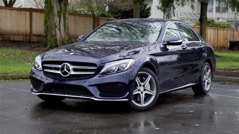 2015 Mercedes-benz C400 Review