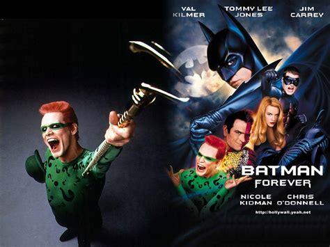 Batman Forever Wallpaper Wallpapersafari