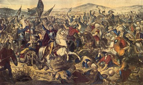 pouf siege battle of kosovo