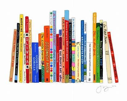 Bookshelf Ideal Books Children Mount Jane Shelf