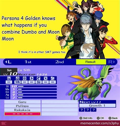 Persona 4 Memes - persona 4 golden is awesome by s3phy meme center