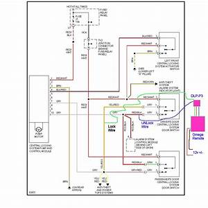 Door Popper Relay Wiring Diagram