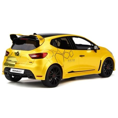Gambar Mobil Renault Clio R S by Voiture Miniature Renault Concept Car Clio R S 16 2016 1