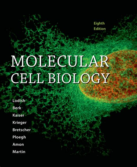 The Cell Biology Molecular Cell Biology 9781464183393 Macmillan Learning