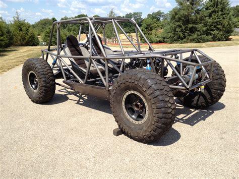 custom built bars ibex chassis goat built