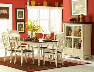 homelegance 1393w 78 ohana white table set on sale With home elegance furniture warehouse