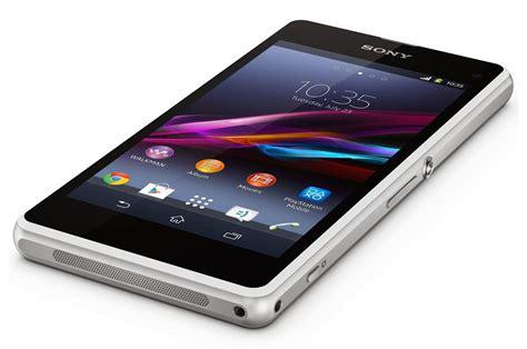 telephone portable sony smartphone sony xperia z1 compact blanc xperia z1