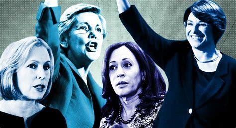 Women shape 2020 Democratic field - POLITICO