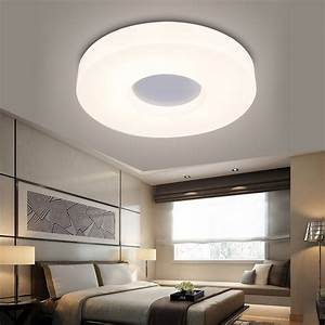 Modern led flush mount surface mounted ceiling light