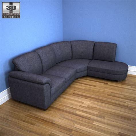 ikea tidafors sofa bed ikea tidafors corner sofa 3d model humster3d
