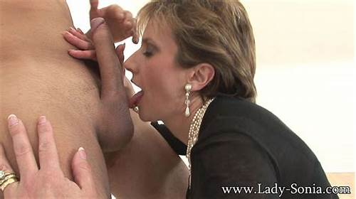 Classy Girlfriend And Male Blowing #Cfnm #Classy #Milf #Lady #Sonia #Cum #Milking #Stud
