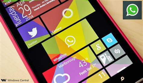 whatsapp is broken for windows phone 8 1 and there s no