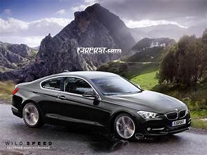 Bmw Serie 3 Coupé : bmw f32 4 series coupe camouflage peeled digitally updated with rear renders ~ Gottalentnigeria.com Avis de Voitures