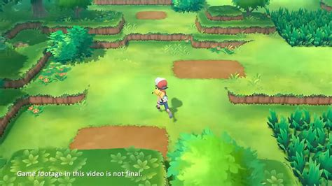 Pokémon Let's Go Pikachu & Let's Go Eevee Revealed By